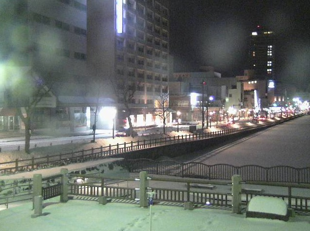 秋田各地の観光名所が見れるライブカメラ