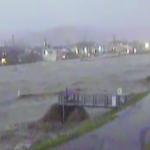 筑後川系花月川と久留米市河川ライブカメラ(NHK)