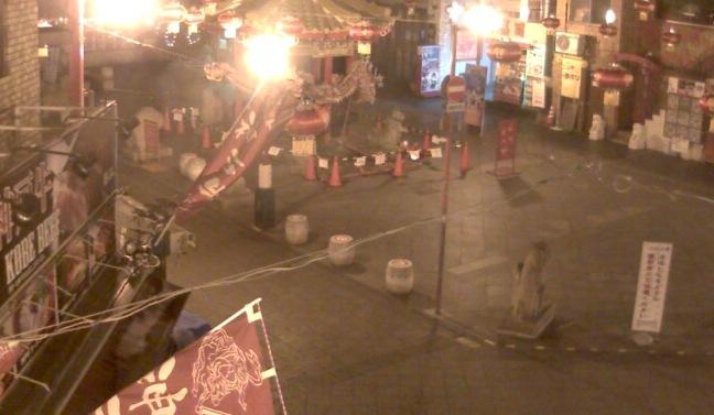 南京町広場ライブカメラ