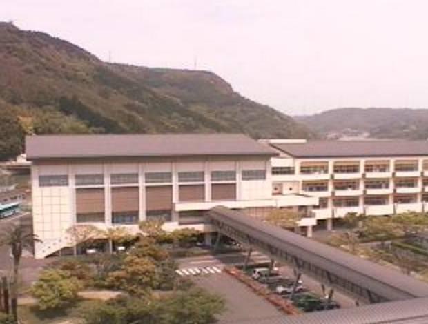 玄海町町民会館の周辺ライブカメラと雨雲レーダー/佐賀県玄海町