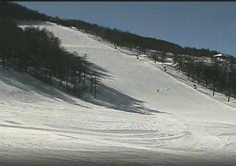 アサマ2000パーク(スキー場)ライブカメラと雨雲レーダー/長野県小諸市