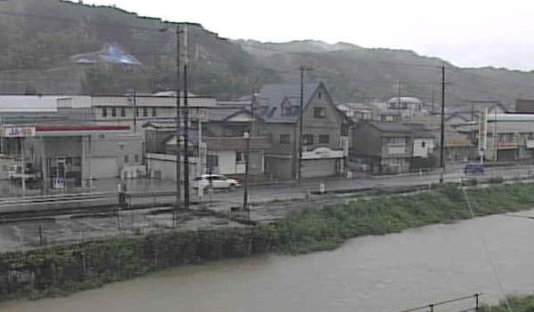 枝川地区・天神ヶ谷川周辺ライブカメラと雨雲レーダー/高知県いの町