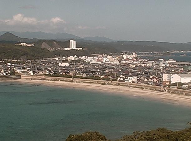串本町の海や街ライブカメラと雨雲レーダー/和歌山県串本町