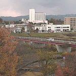 長木川と大館橋ライブカメラ