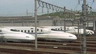 新幹線ライブカメラと雨雲レーダー/岡山県岡山市