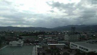 北アルプス・北信五岳や長野市街ライブカメラと雨雲レーダー/長野県長野市