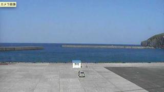 竹島ライブカメラと雨雲レーダー/鹿児島県三島村