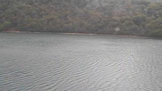 桂湖ライブカメラと雨雲レーダー/富山県南砺市