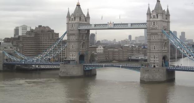 ロンドン Tower Bridge(タワーブリッジ)ライブカメラ