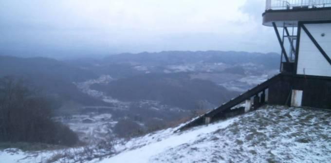 かもい岳ライブカメラ(2ヶ所)と雨雲レーダー/北海道歌志内市