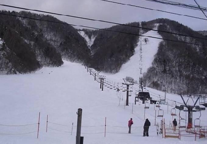 平湯温泉スキー場ライブカメラと雨雲レーダー/岐阜県高山市