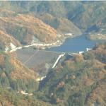 荒川ダムと能泉湖ライブカメラ