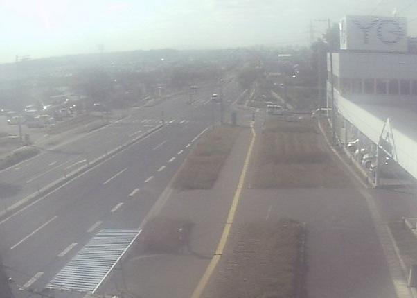 国道45号四本松付近(新井田川向き)ライブカメラ
