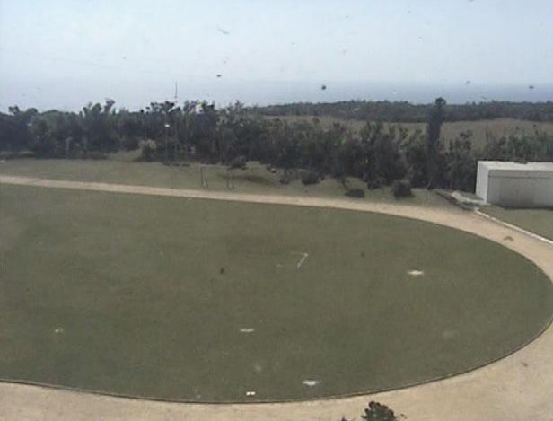 高江小中学校が見れるライブカメラと雨雲レーダー/沖縄県東村