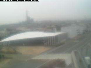 停止中:千葉県船橋市 日本大学理工学部 船橋校舎ライブカメラと雨雲レーダー