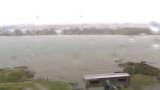 阿賀野川ライブカメラと雨雲レーダー/新潟県新潟市・五泉市
