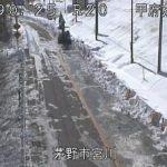 国道20号の道路状況ライブカメラ