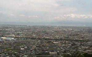 岩本山から見える富士市ライブカメラと雨雲レーダー/静岡県富士市