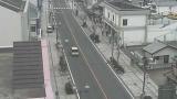 とちぎ蔵の街大通りライブカメラと雨雲レーダー/栃木県栃木市