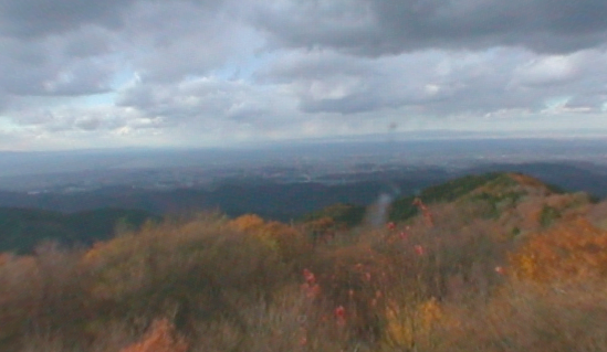 葛城山山頂展望台360度パノラマカメラ