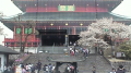 東京運河交差点ライブカメラ2と雨雲レーダー/東京都江東区