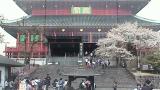 日光山輪王寺 ライブカメラと雨雲レーダー/栃木県日光市