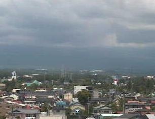 富士山ライブカメラ2と雨雲レーダー/静岡県御殿場市