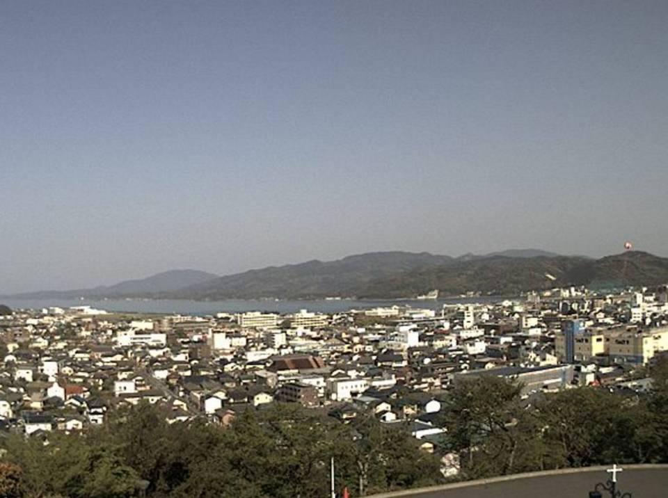天草市の各所ライブカメラと雨雲レーダー/熊本県天草市
