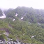 槍ヶ岳の岳沢小屋ライブカメラ