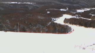 ハンターマウンテン塩原の標高1,600の山頂付近ライブカメラと雨雲レーダー/栃木県塩原市