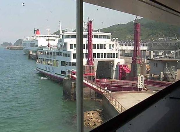 松山観光港ライブカメラ