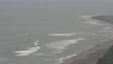 御前崎ロングビーチライブカメラ2と雨雲レーダー/静岡県御前崎市