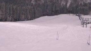 わかさ氷ノ山スキー場アルパインコースライブカメラと雨雲レーダー/鳥取県若桜町