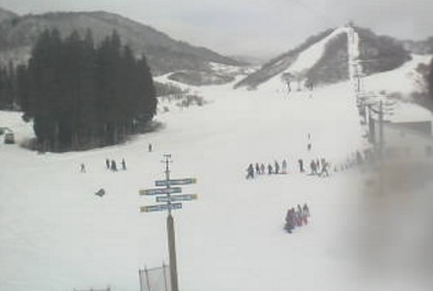北信州・戸狩温泉スキー場ライブカメラ