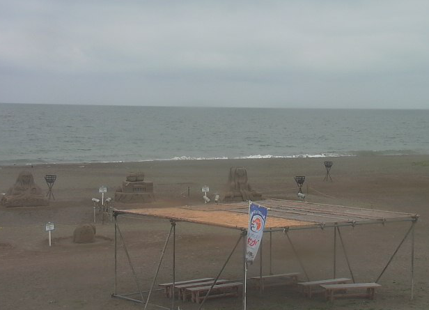 釜谷浜ライブカメラ
