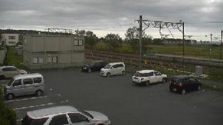 広野駅町営北駐車場付近ライブカメラと雨雲レーダー/福島県広野町