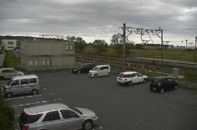広野駅町営北駐車場付近ライブカメラ
