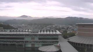 奈良県大淀町役場の周辺ライブカメラと雨雲レーダー/奈良県大淀町