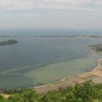 かぶと山山頂からの久美浜湾ライブカメラ