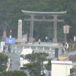 出雲大社(神門通り)ライブカメラ