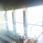 むいかいち温泉ゆらら 温泉大浴場の360度パノラマカメラ