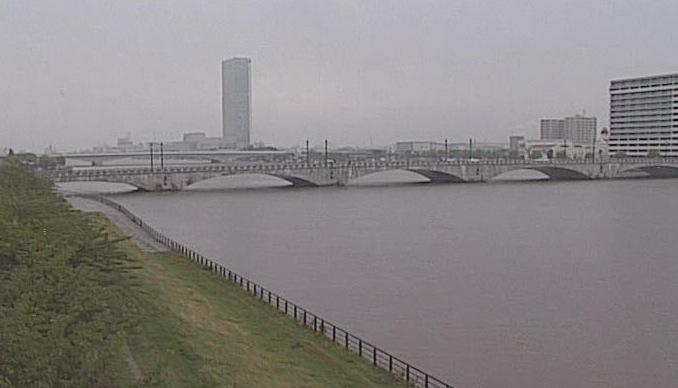 信濃川下流エリアライブカメラ2