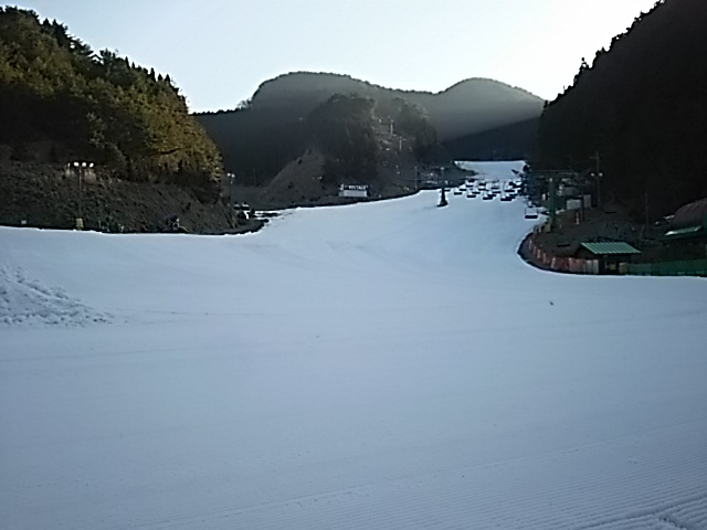 久万スキーランドライブカメラと雨雲レーダー/愛媛県久万高原町