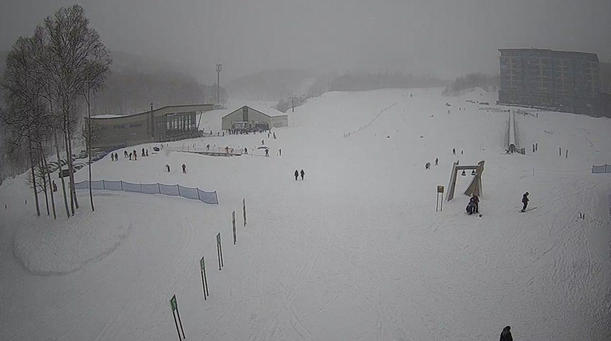 ニセコHANAZONOリゾート ライブカメラ(スキー場)と雨雲レーダー/北海道倶知安町