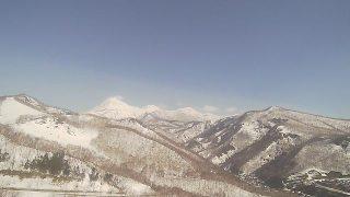 知床半島・羅臼の山々ライブカメラと雨雲レーダー/北海道目梨郡