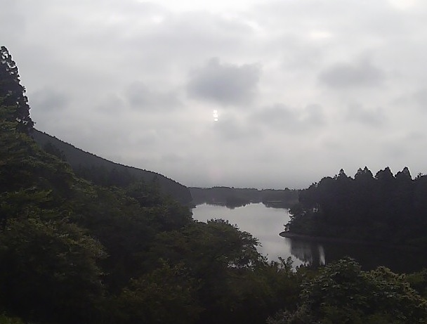 静岡県富士宮市 田貫湖畔から見える富士山ライブカメラと雨雲レーダー