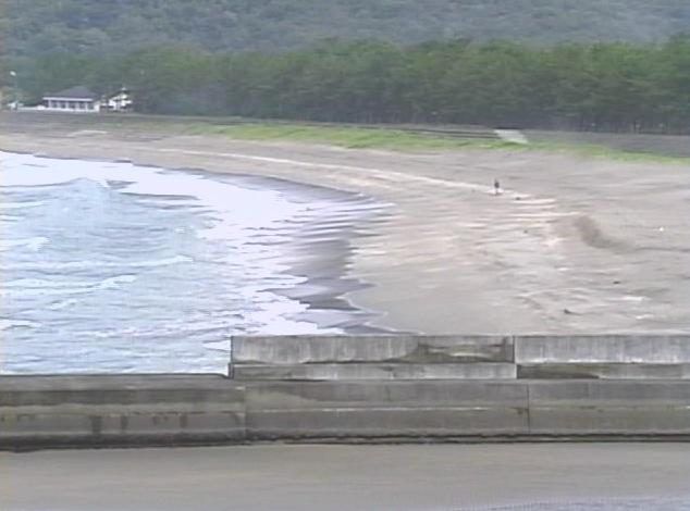 興津 小室付近の海岸ライブカメラ