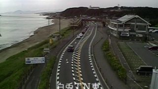 白兎トンネル東 ライブカメラと雨雲レーダー/鳥取県鳥取市