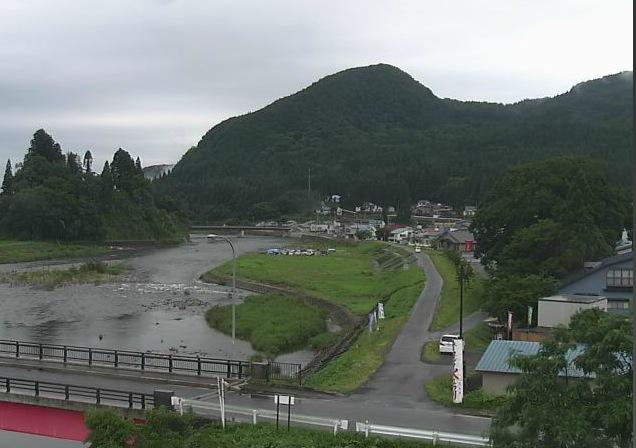 森吉山と阿仁川ライブカメラ
