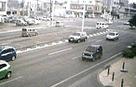 新都心付近の58号線の様子がみえるライブカメラと雨雲レーダー/沖縄県那覇市